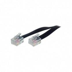 SHIVERPEAKS câble modulaire BASIC-S, connecteur RJ12 - Rj45 3 m
