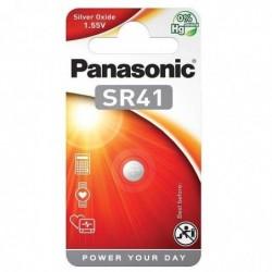 PANASONIC Pile bouton SR41...
