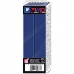 FIMO Pâte à modeler professional, bleu marine, 454 g