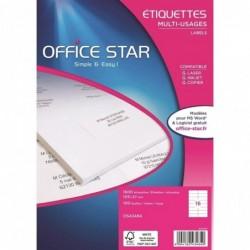 OFFICE STAR Boite de 1600...