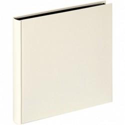 WALTHER Album photo Charme 30x30 cm 50 pages noires blanc