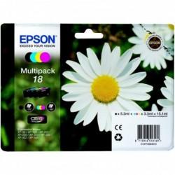 EPSON Pack de 4 Cartouches...