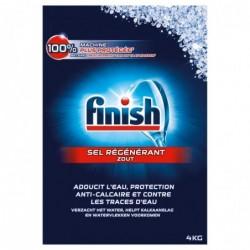 FINISH Sel Régénérant Lave-Vaisselle - 4 kg