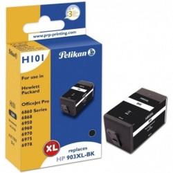 PELIKAN H101 Cartouche d'encre remplace 903XL T6M15AE Noir