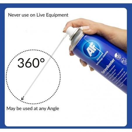 AF Sprayduster Aérosol dépoussiérant Toute position 200 ml