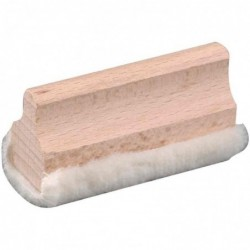 WONDAY Mini brosse moquette en bois pour tableau blanc