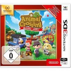 NINTENDO amiibo Animal Crossing: New Leaf-Welcome amiibo Selects