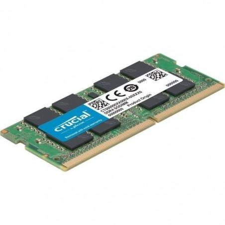 CRUCIAL TECHNOLOGY Mémoire RAM 8GB DDR4 2666 MT/S CL19 SRX8