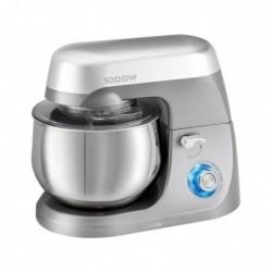 CLATRONIC Robot de cuisine / pétrin Clatronic 1000W KM 3709 titan