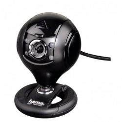 "HAMA WebCam ""Spy Protect"" 1,3 Megapixel noir"