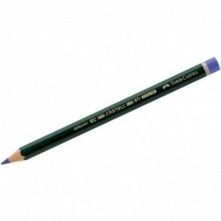 """FABER-CASTELL Crayon de couleur """"CASTELL COLOR"""" 871 épais bleu"""