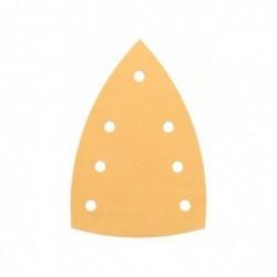 BOSCH Feuille abrasive 10 pièces pour grain C470 120100 x 150 mm