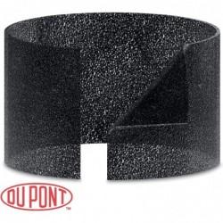 LEITZ Pack de 3 filtres charbon pour Z-1000 Noir
