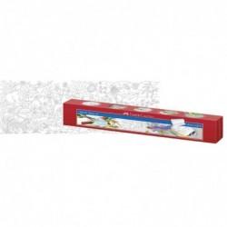 FABER-CASTELL Bannière coloriable, autocollant, longueur: