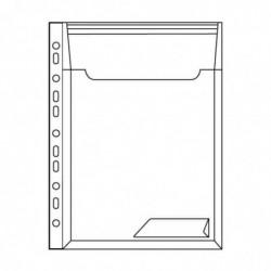 LEITZ pochette CombiFile Maxi, format A4, PP, transparent