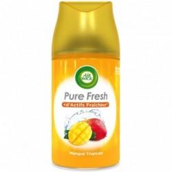 AIR WICK Desodorisant Recharge Diffuseur Freshmatic Mangue Tropicale 250 ml