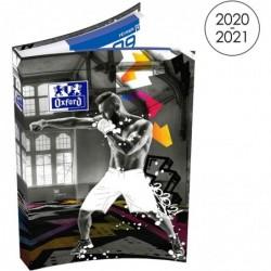 OXFORD Agenda 12X18 1JP 20/21 Boxe