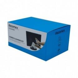 DACOMEX Kit de Nettoyage Ecrans LCD/Plats