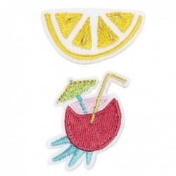 DRAEGER Broches Citron coco