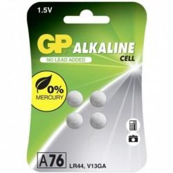 GP Pack de 4 piles boutons...