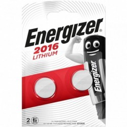 ENERGIZER Blister pack de 2...