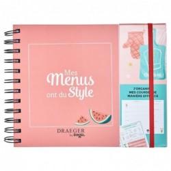 DRAEGER Menu planner - Mes menus ont du style