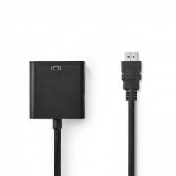 NEDIS Câble HDMI™ vers VGA...