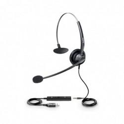 YEALINK Casque téléphonique filaire Yealink YHS33 mono USB
