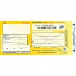 APLI Boîte de 100 recommandés nationaux SGR2 avec AR