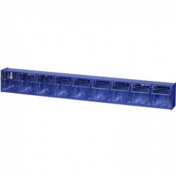 ALLIT Bloc-tiroirs VarioPlus ProFlip 9 cases bleu