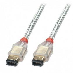 LINDY Câble FireWire 6/6...