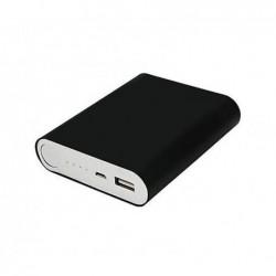 Batterie externe 10400mAh (Noir)