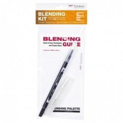 TOMBOW Blending Kit 4 outils pratiques