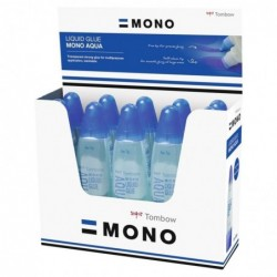 TOMBOW Set de 10 MONO AQUA...