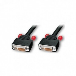 LINDY Câble DVI-D Dual...