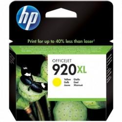 HP Encre originale 920XL jaune