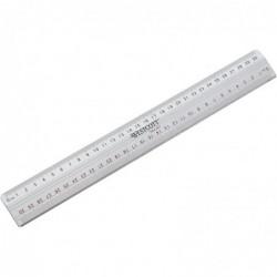 WESTCOTT Règle de coupe longueur: 300 mm en aluminium