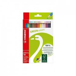 STABILO Étui 18 crayons de...