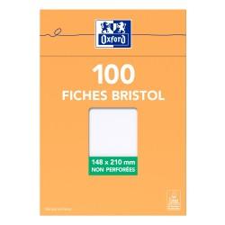 OXFORD Étui de 100 fiches...