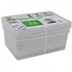 OKT Kit de 3 Boîtes de...