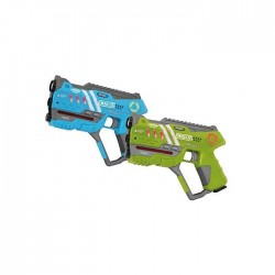 JAMARA Set 2 Pistolet à...