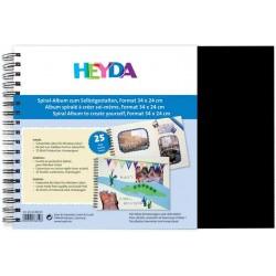 HEYDA Album scrapbooking...