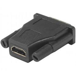 Adaptateur HDMI HDMI F DVI M