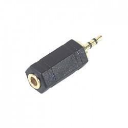Adaptateur jack 3.5mm F /...