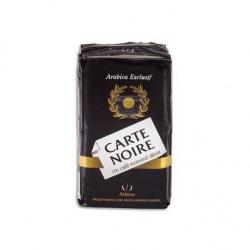 CARTE NOIRE CARTE NOIRE...