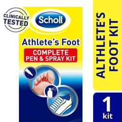 SCHOLL Kit 2 en 1 Mycoses...