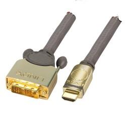 LINDY Câble DVI-D / HDMI...