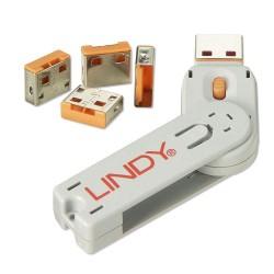 LINDY Clé USB et 4...