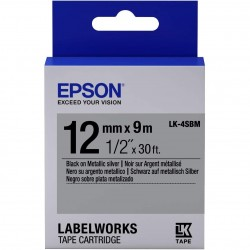 EPSON Ruban LK-4SBM...