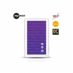MPMAN Tablette MP101DC Dual...